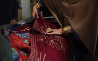 Afghan artisans pit their talents against Chinese burka imports