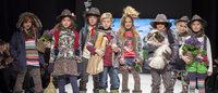 Más de 350 niños aspiran a desfilar en la Pasarela FIMI Fashion Show