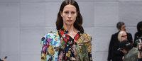 Paris Fashion Week: Balenciaga mit Streetwear-Einschlag