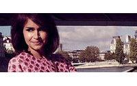Мирослава Дума стала лицом рекламной кампании Louis Vuitton