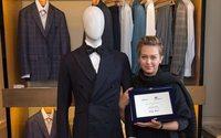 """Brioni e The Royal College of Art: Anna Talvi si aggiudica """"The Brioni Award"""""""