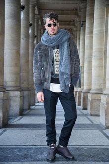 Street Fashion Paris N272
