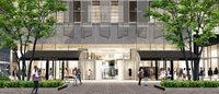 大名古屋ビルヂングの核テナント「イセタンハウス」詳細発表 アートディレクションは名和晃平