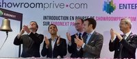 Showroom Privé : François Hollande visite l'entreprise ce mardi matin