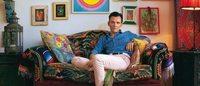 关闭所有零售门店后,时装设计师 Matthew Williamson 活得更明白了!