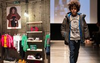 Smiley links with Benetton for AW19 kidswear collection