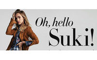 Amazon to launch ad campaign with Suki Waterhouse