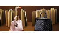 Louis Vuitton usa ganso como modelo de campanha