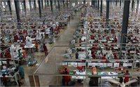 Streiks von Textilarbeitern in Bangladesch