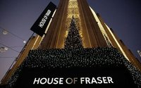 House of Fraser to open Rushden Lakes store this August