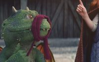 John Lewis enlists excitable dragon to tell its Christmas story