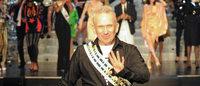 Jean Paul Gaultier: spectacle et émotion pour son dernier défilé de prêt-à-porter