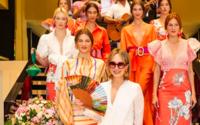 La moda colombiana amplía su presencia en el marco de la Semana de la Moda de París
