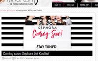 Sephora arrive en Allemagne
