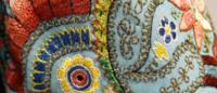 Le château de Compiègne fait revivre les textiles du second Empire