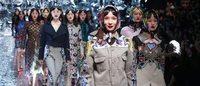 英国时装品牌Mary Katrantzou首次于北京中国国际时装周办秀