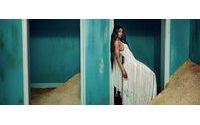 Ciara, reina del desierto para Roberto Cavalli
