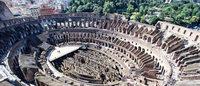 トッズが支援するコロッセオ修復事業の第一期工程が終了