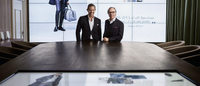 Tommy Hilfiger met en avant son concept de showroom digital