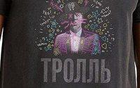 John Varvatos выпустил футболки совместно с российскими рок-группами