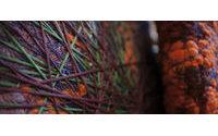 Le fibre di Loro Piana al centro di un'opera d'arte