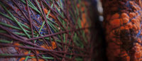 Les fibres Loro Piana au centre d'une œuvre d'art