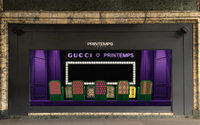 Gucci fait sa rentrée au Printemps