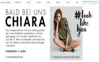 Amazon sichert sich Chiara Ferragni für eine Saison