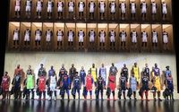 Nike unveils new NBA jerseys and gear in Los Angeles