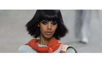 Chanel und Saint Laurent in Paris: Karl mit Kunst und Hedi-Hype