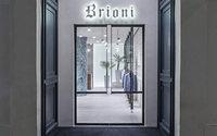Brioni eröffnet neues Ladenkonzept in Paris