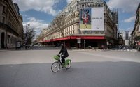 Famed Paris store Galeries Lafayette to reopen