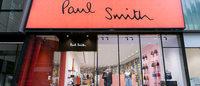 日本最大「ポール スミス」路面店が六本木にオープン、巨大アートウォールが店内に