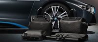 Louis Vuitton creates luggage for BMW