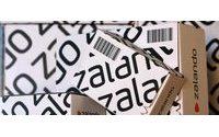Zalando says 25 pct revenue growth a sustainable level