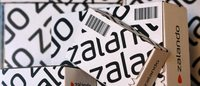 Zalando says 25 pct revenue growth a sustainable level