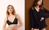 Princesse tam.tam lingerie, homewear on sale also at select Uniqlo stores in Europe