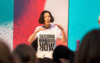Katharine Hamnett calls for big change in fashion system at Pure