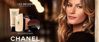 Gisele Bündchen é novamente estrela da Chanel