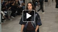 Lanvin - collection HOMME printemps/été 2017 à Paris (avec interview)