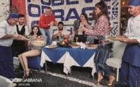 Thylane Blondeau y Zendaya protagonizan la campaña PV17 de Dolce & Gabbana