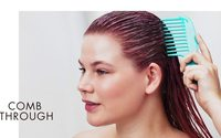 Moroccanoil switches things up with temporary color hair masks