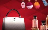 Louis Vuitton выпустил специальную новогоднюю коллекцию