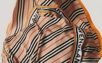 Burberry links with BFC for student fabric project