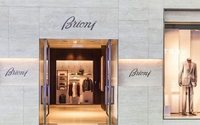 Brioni CEO Gianluca Flore leaves as restructuring continues