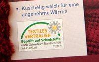 Immer weniger giftige Chemikalien in Kleidung von Handelsketten