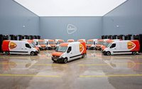 PostNL opens new parcel sorting center in Amsterdam
