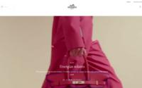Hermès inaugura su flagship digital europea