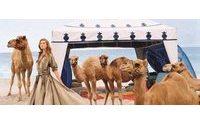 Nova campanha Ralph Lauren fotografada por Bruce Weber