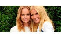 Gwyneth Paltrow e Stella McCartney anunciam colecção-cápsula